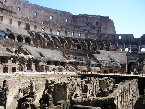 Colosseum Photos International Haunted Locations