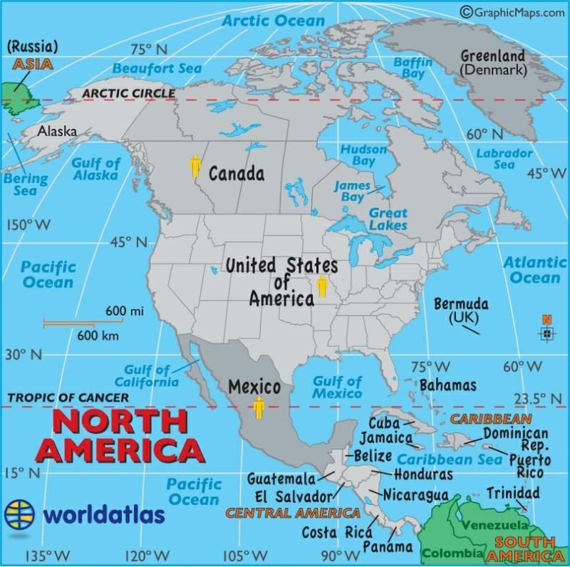 Kwps team around the world map of countries in the north american region whom have visited the key west paranormal society gumiabroncs Image collections