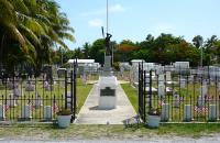 Key West Cemetery Battleship Maine
